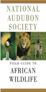 Cover Field Guide to African Wildlife