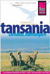 Cover Reise-Know How Tansania